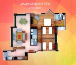 Apartamento Tipo1
