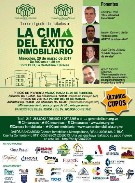 Invitacion CIMA