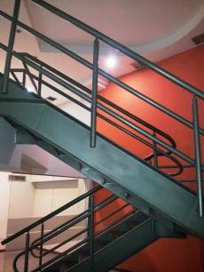 Escalera doble nivel